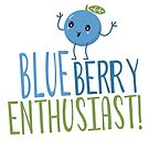 Blueberry Enthusiast by jitterfly