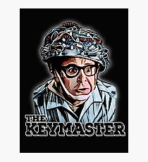 the keymaster Photographic Print