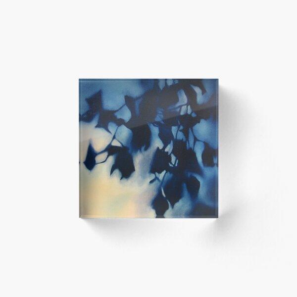 Way to blue   Acrylic Block