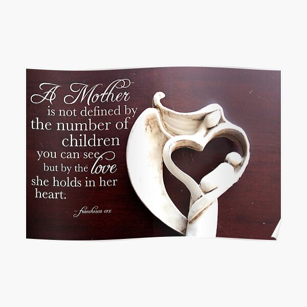 A Mother is Poster