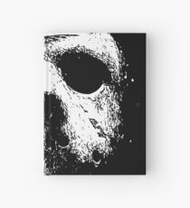 Jason Voorhees Hockey Mask Hardcover Journal
