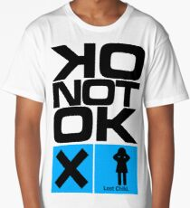 OKNOTOK - Radiohead Long T-Shirt