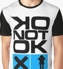 OKNOTOK - Radiohead Graphic T-Shirt