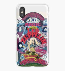 Vintage- Electric Magic iPhone Case/Skin