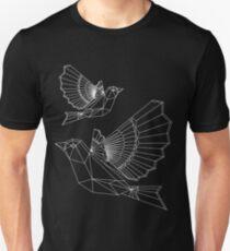 geometric flight Unisex T-Shirt