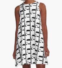 MiataBeast  A-Line Dress