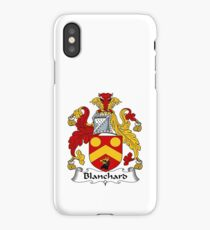 Blanchard iPhone Case/Skin