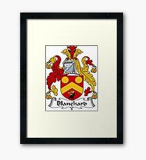 Blanchard Framed Print
