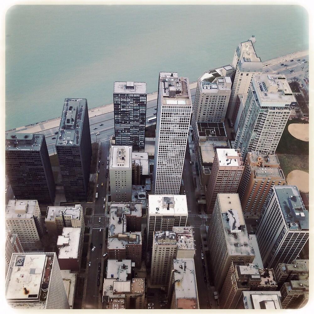 City of Big Shoulders by JudithKitzes