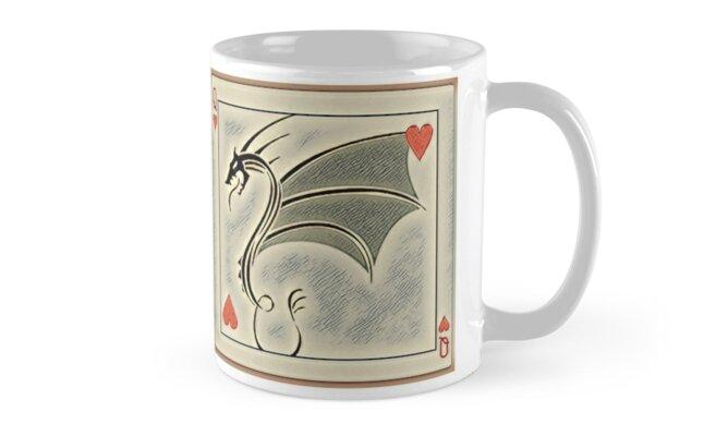 Dragon of Hearts  by Keywebco