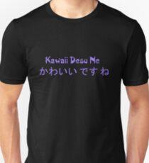 Kawaii Desu Ne English/Japanese T-Shirt
