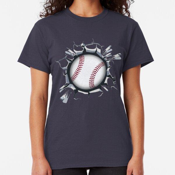 Baseball Smash Classic T-Shirt