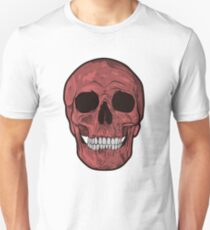 Skull Illustration Unisex T-Shirt