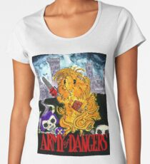 Army of Dangers, a guinea pig Army of Darkness Women's Premium T-Shirt