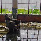 Uneasy Chair by Steven Godfrey