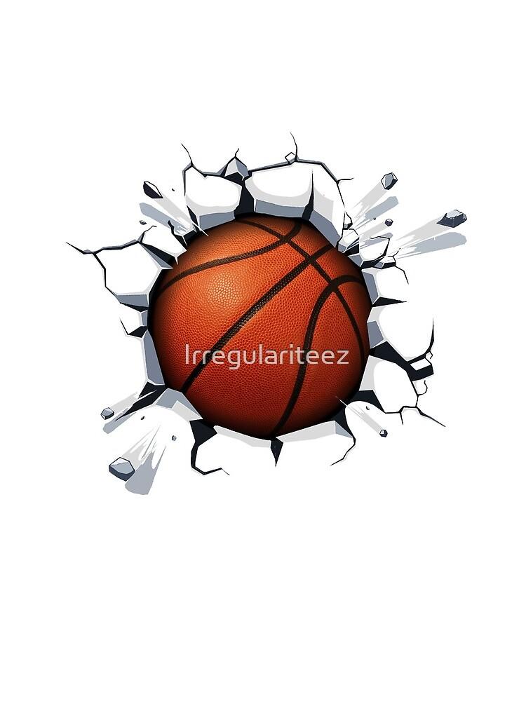 Basketball Smash by Irregulariteez