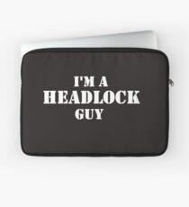 Headlock Guy Laptop Sleeve