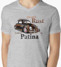 It's Patina Men's V-Neck T-Shirt