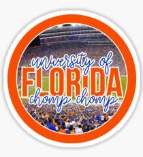 University of Florida - Style 28 Sticker