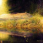 On Golden Pond by Darlene Lankford Honeycutt
