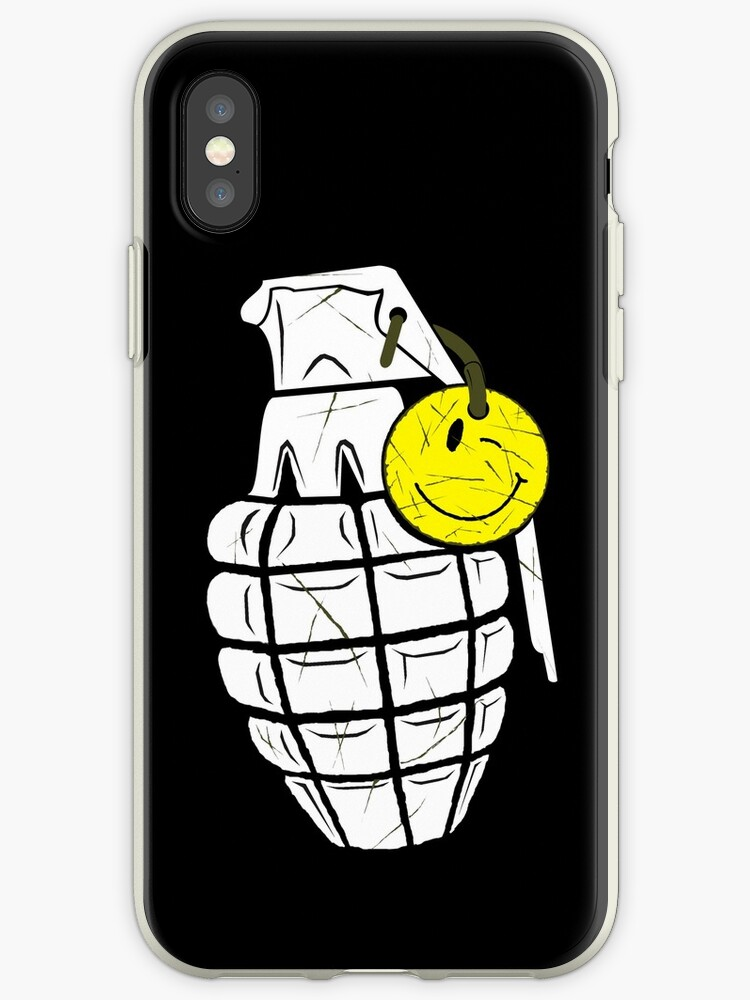 Grenade Smiley by AuthenticDesign