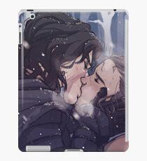 Snow Kiss iPad Case/Skin