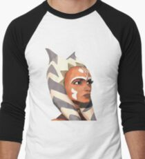 ahsoka tano Men's Baseball ¾ T-Shirt