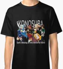 Konosuba  Classic T-Shirt
