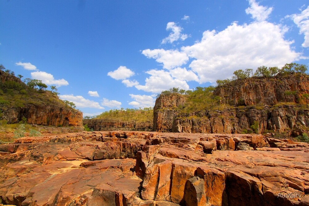 Catherine Gorge by AudGirv