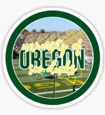 University of Oregon - Style 28 Sticker