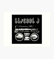 Can't Live Without My Radio Art Print