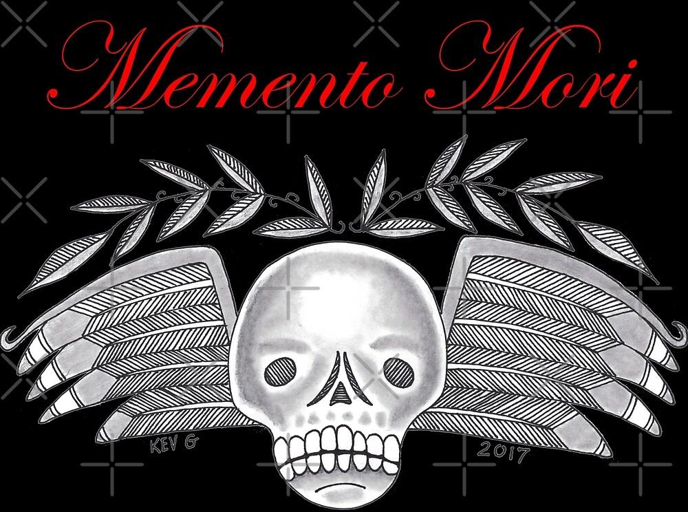 Memento Mori - Art By Kev G by ArtByKevG