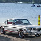 George Paradisis' 1965 Ford Mustang Fastback by HoskingInd