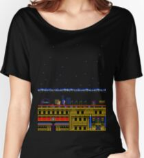 Casino Night Zone - Sonic the Hedgehog 2 Scene Women's Relaxed Fit T-Shirt