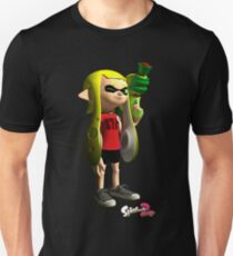Splatoon Female Inkling T-Shirt