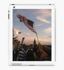 september 12th iPad Case/Skin
