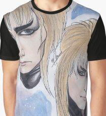 Jareth; Der Koboldkönig Grafik T-Shirt