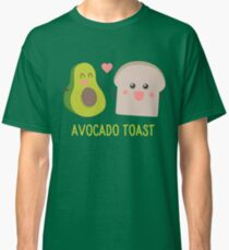 Avocado Toast T-Shirt Classic T-Shirt