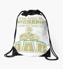 MECHANIC DAD Drawstring Bag
