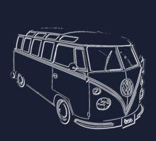 VW Kombi Samba