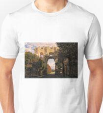 Bienvenue Au La Ville De Chantilly - HDR ©  Unisex T-Shirt