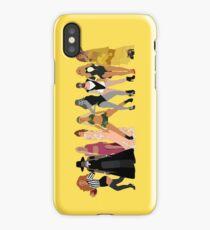 Iconic Evolution iPhone Case/Skin