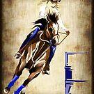 BARREL HORSE by Lotacats