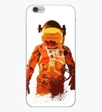 The Martian, Mars, Astronaut, Space, space travel, martian, cosmonaut iPhone Case