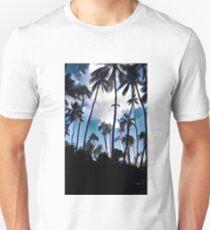 Swaying Palms (Long) T-Shirt