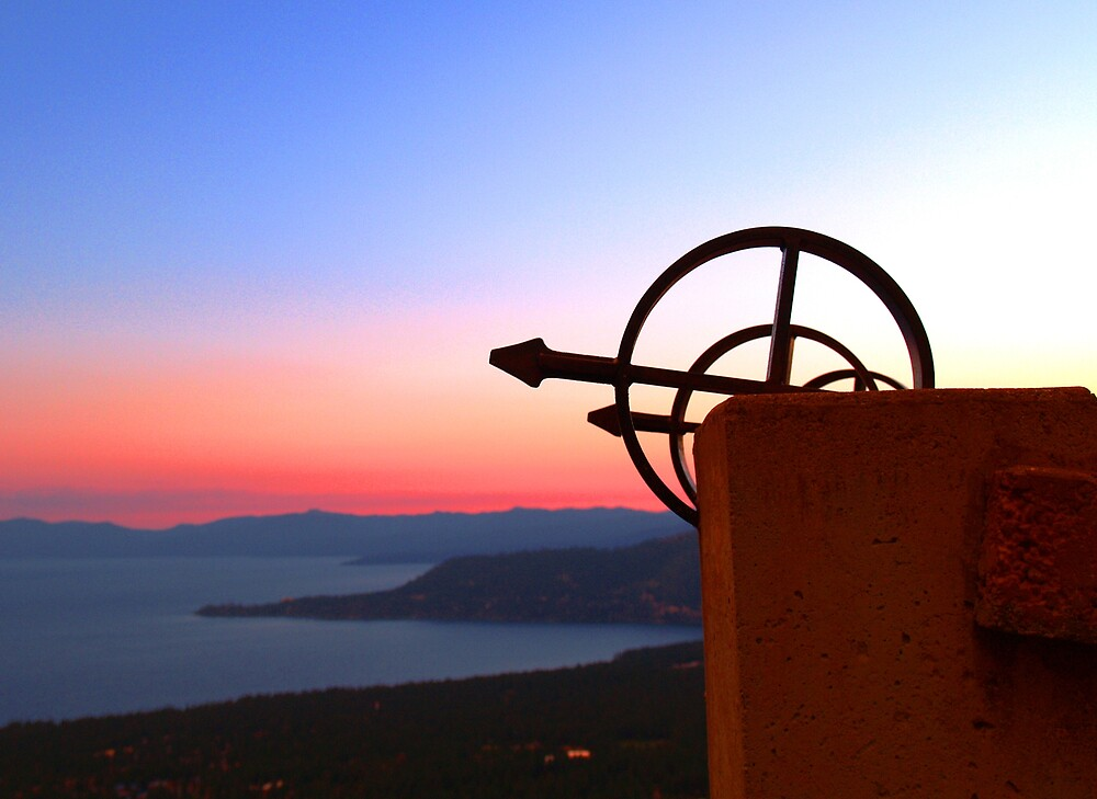 Tahoe Pointers by Jon  Johnson