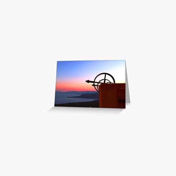 Tahoe Pointers Greeting Card