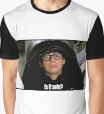 IS IT SAFE? Graphic T-Shirt