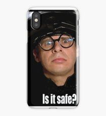 IS IT SAFE? iPhone Case