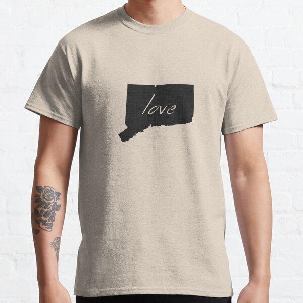 Love Connecticut Classic T-Shirt